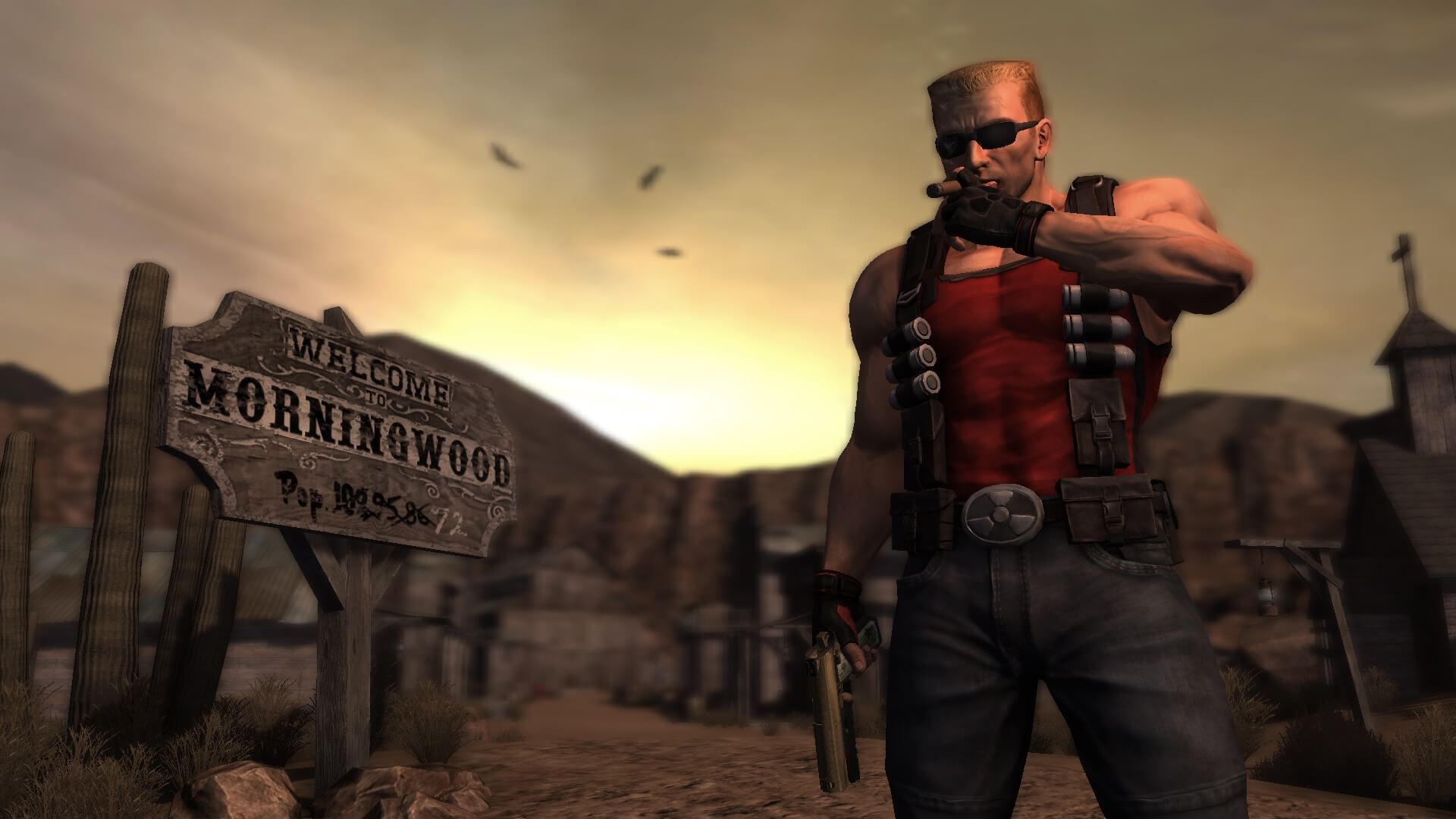 Duke Nukem Forever (ROW)