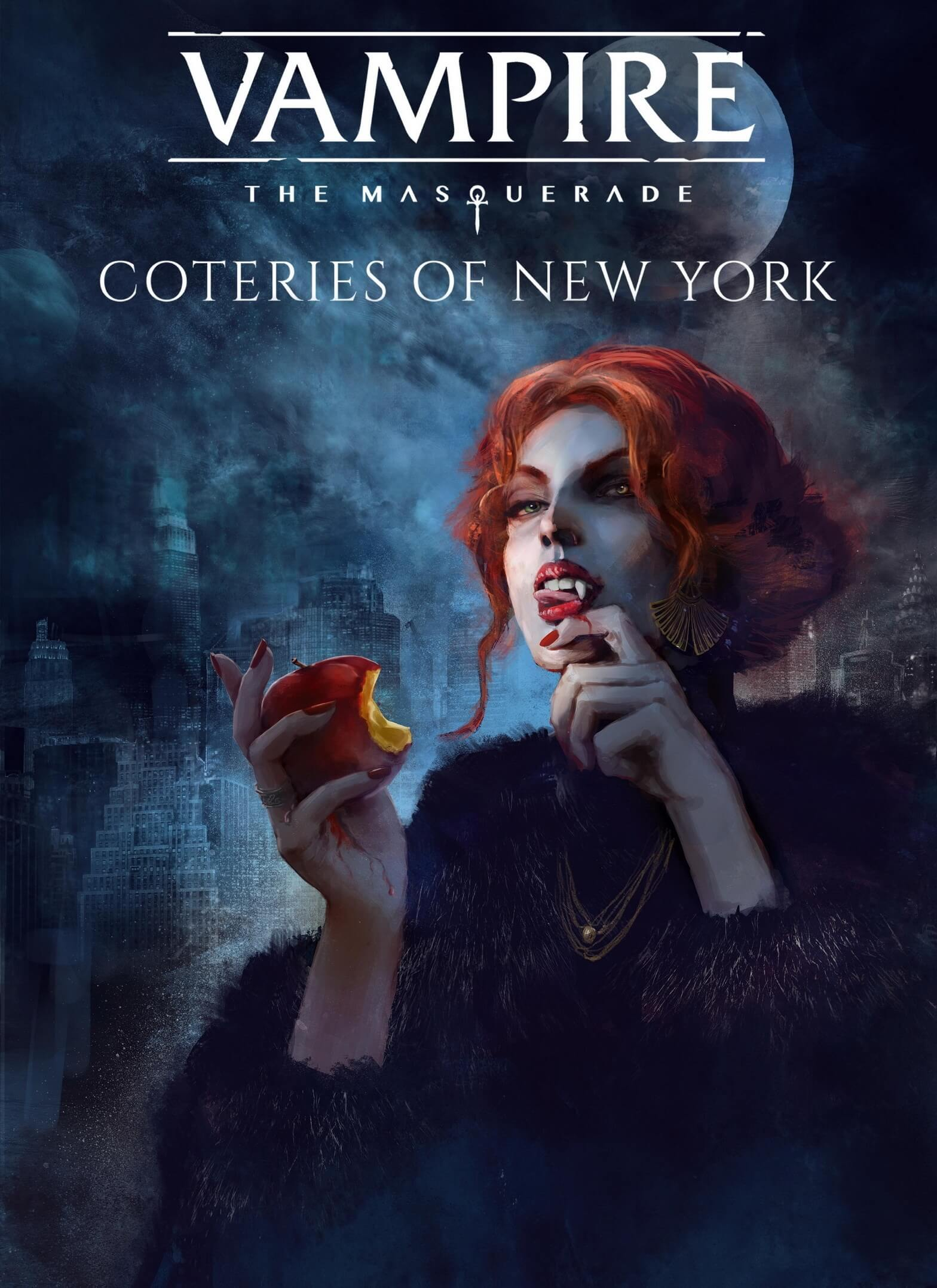 Vampire: The Masquerade - Coteries of New York | ROW (728082e3-70c0-4a2d-aeb9-d39525c76473)
