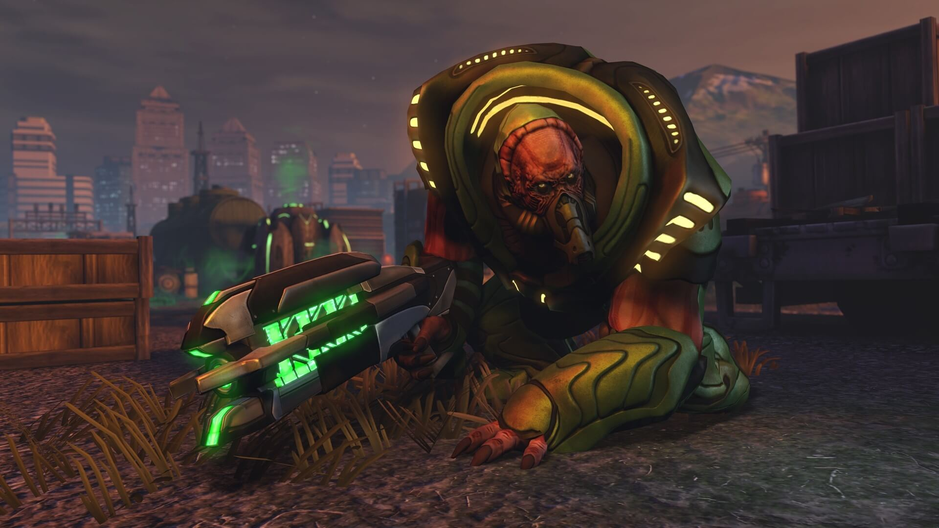 XCOM: Enemy Unknown (ROW)
