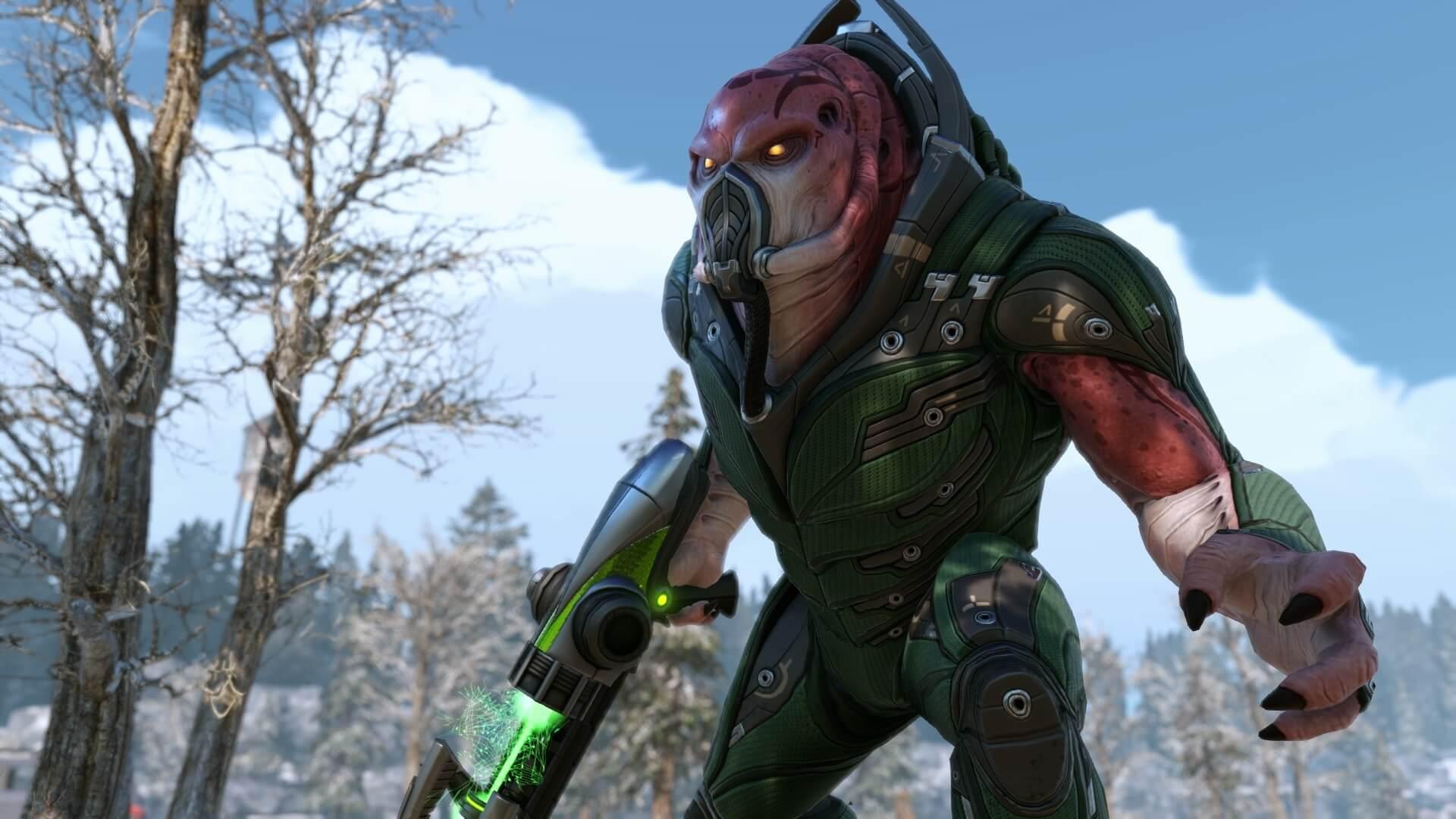 XCOM 2 (ROW)