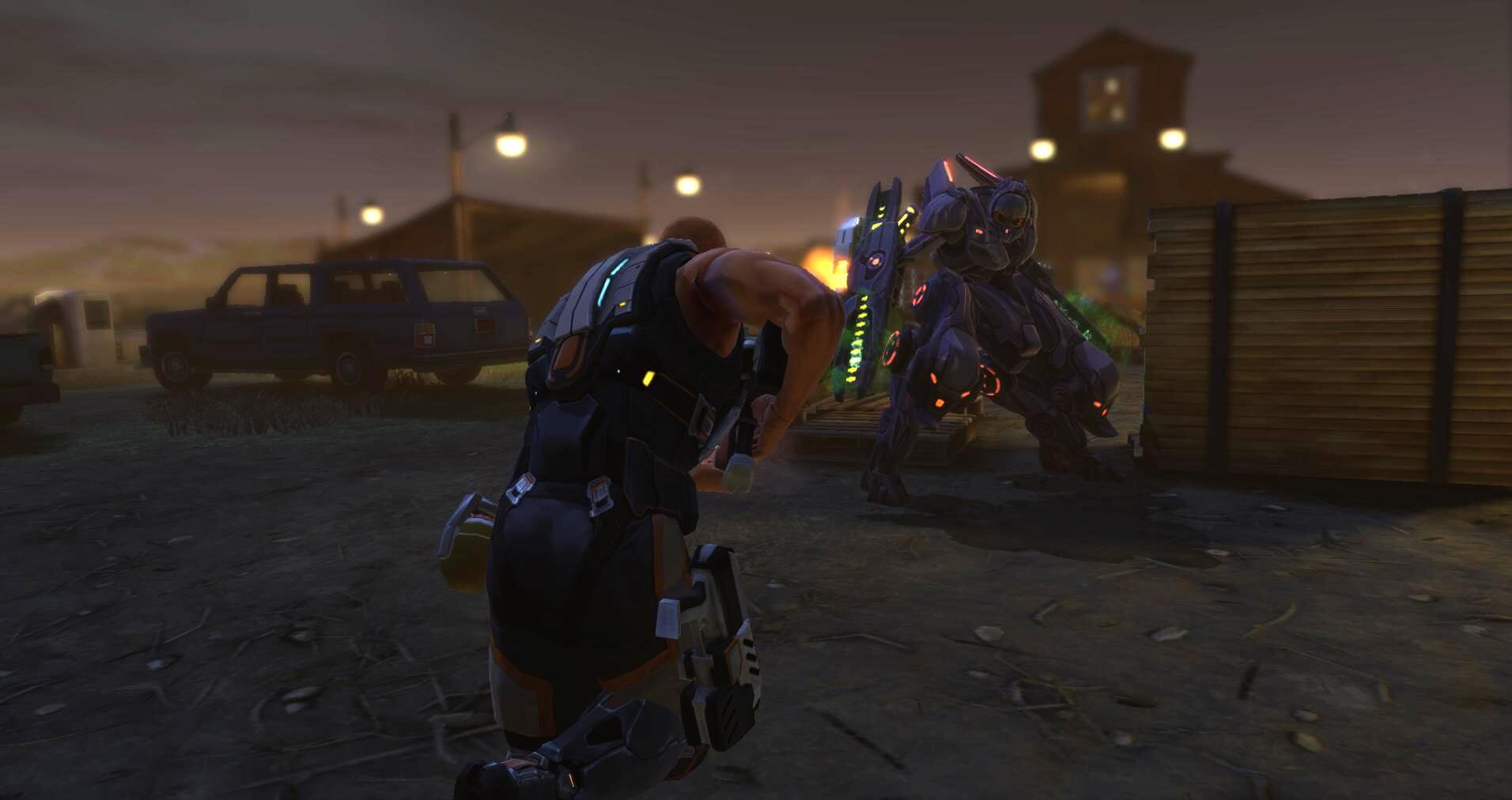 XCOM: Enemy Within (ROW)
