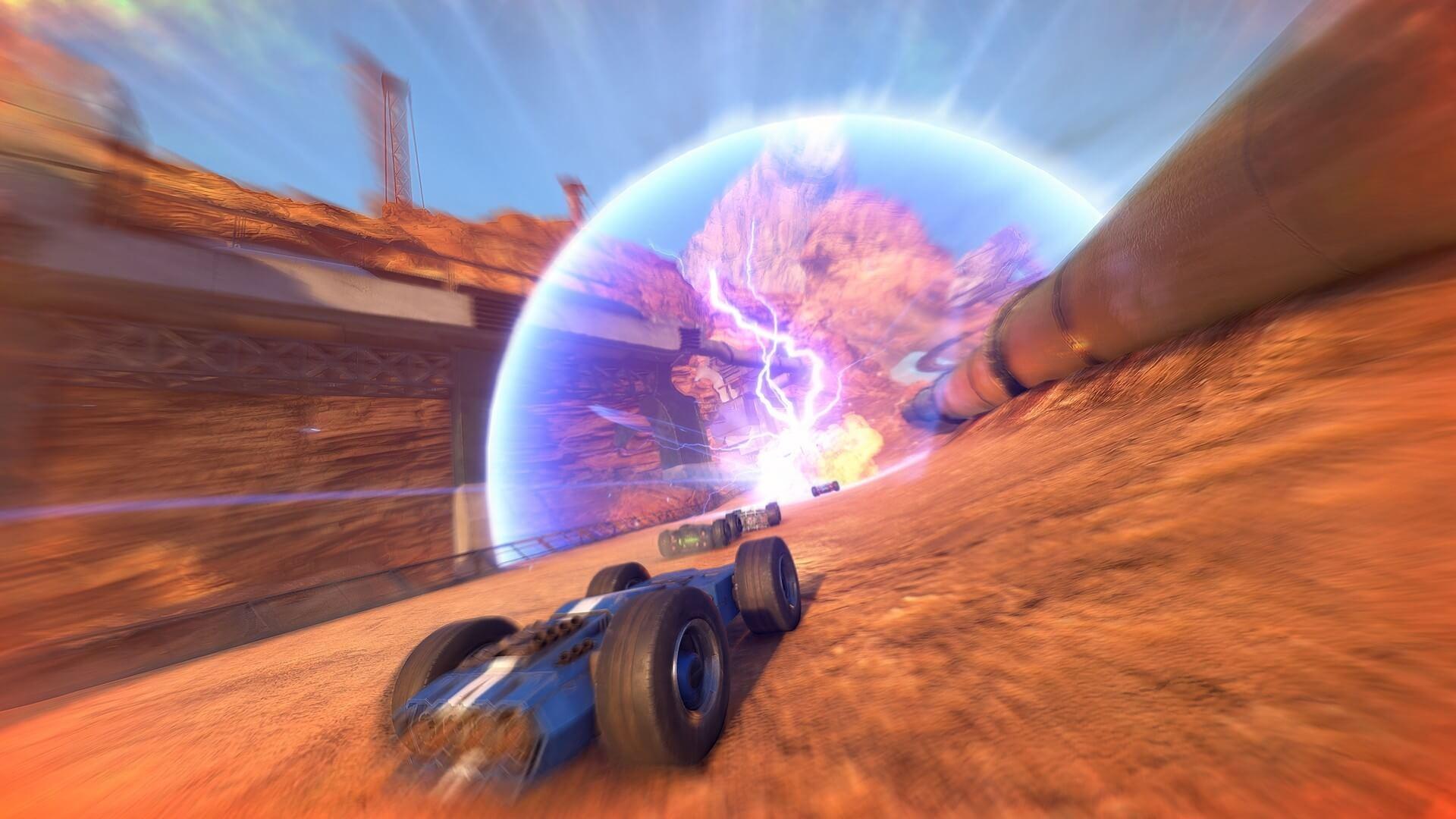 GRIP: Combat Racing (ROW)
