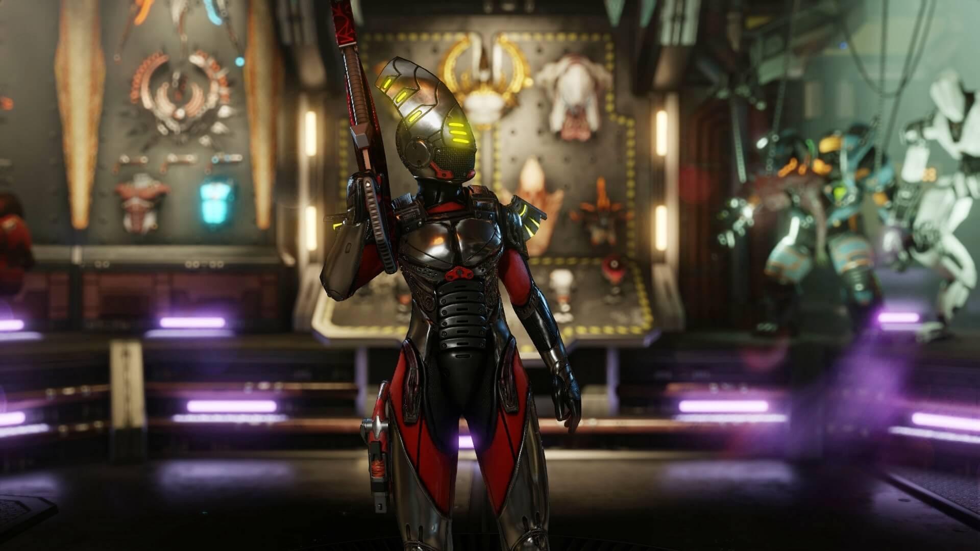 XCOM 2 - Alien Hunters (ROW)