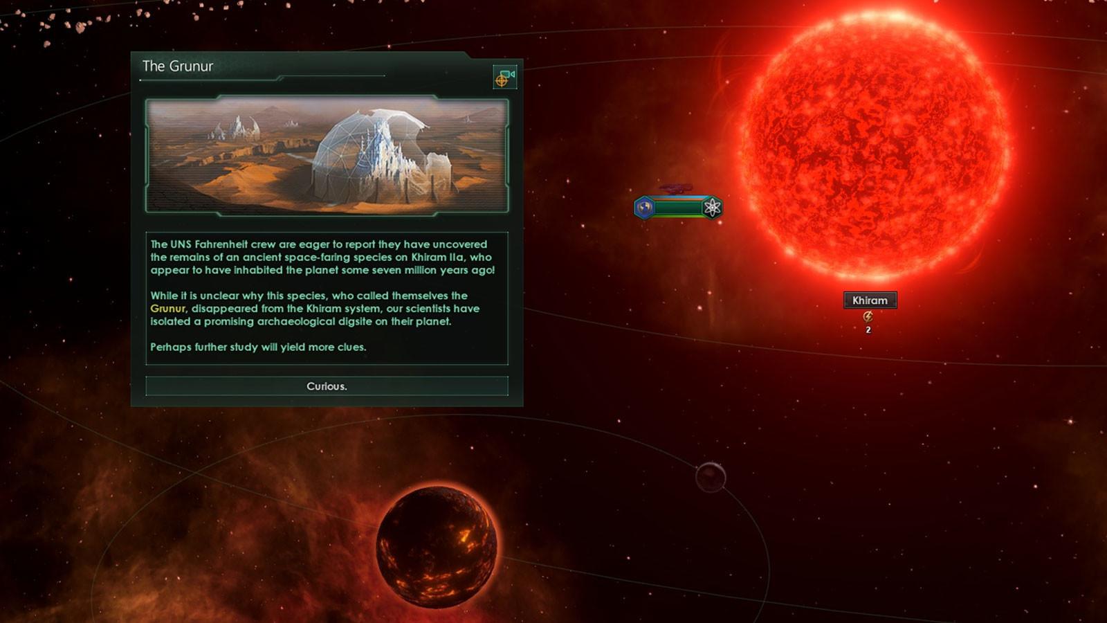 Stellaris: Ancient Relics Story Pack | ROW (511dc9c8-ca74-4731-b0f9-c887b7f51014)