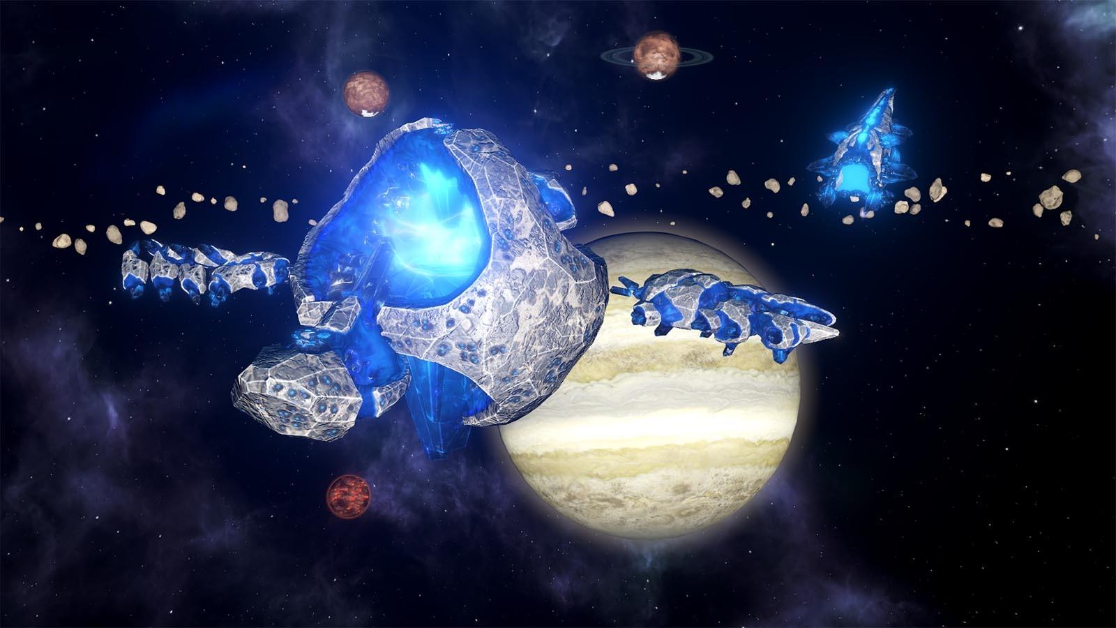 Stellaris: Lithoids Species Pack | ROW (bd849c28-b4cf-4d6a-b52a-520772b3a2be)