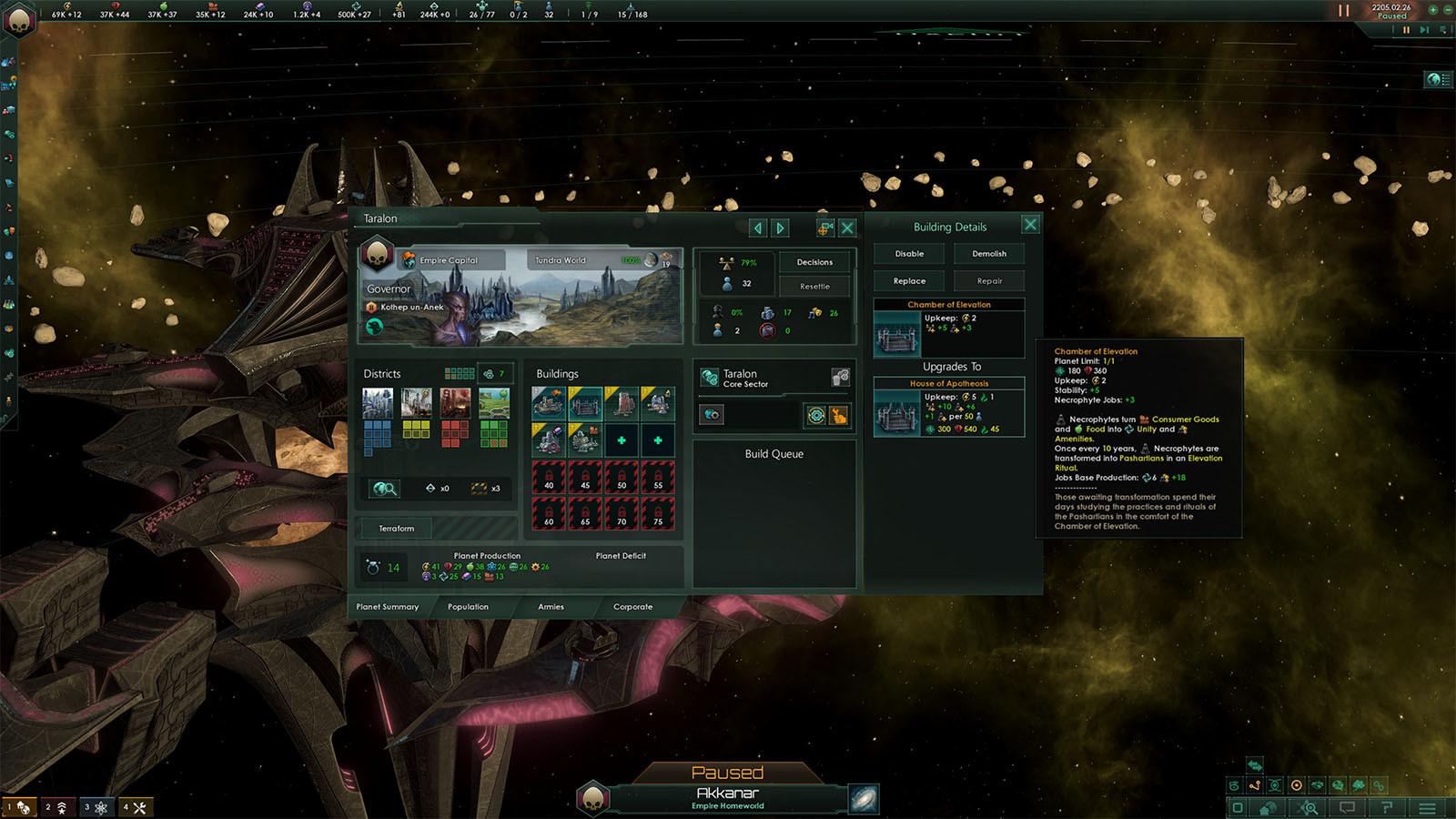 Stellaris: Necroids Species Pack | ROW (43be2a8a-7093-479d-acfe-b18041ff90d0)