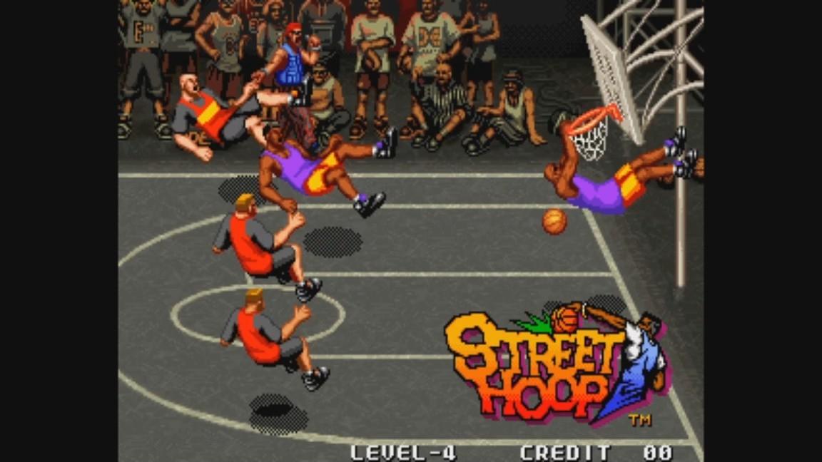 Street Hoop | ROW (8732069a-97e2-4bdc-8b57-3af34e34197b)