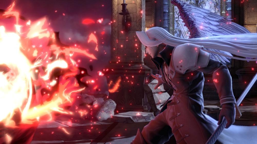 DDC AOC Super Smash Bros. Ultimate Challenger Pack 8: Sephiroth from FINAL FANTASY VII (FFVH)