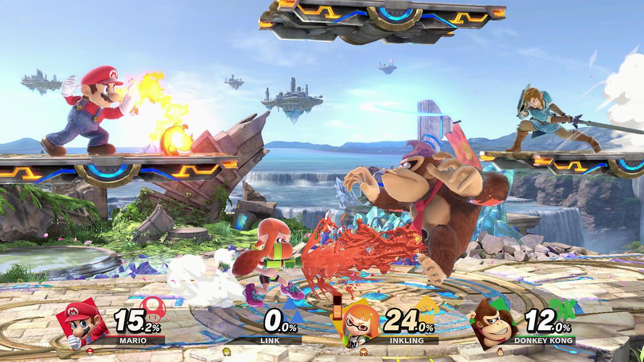 DDC Super Smash Bros. Ultimate
