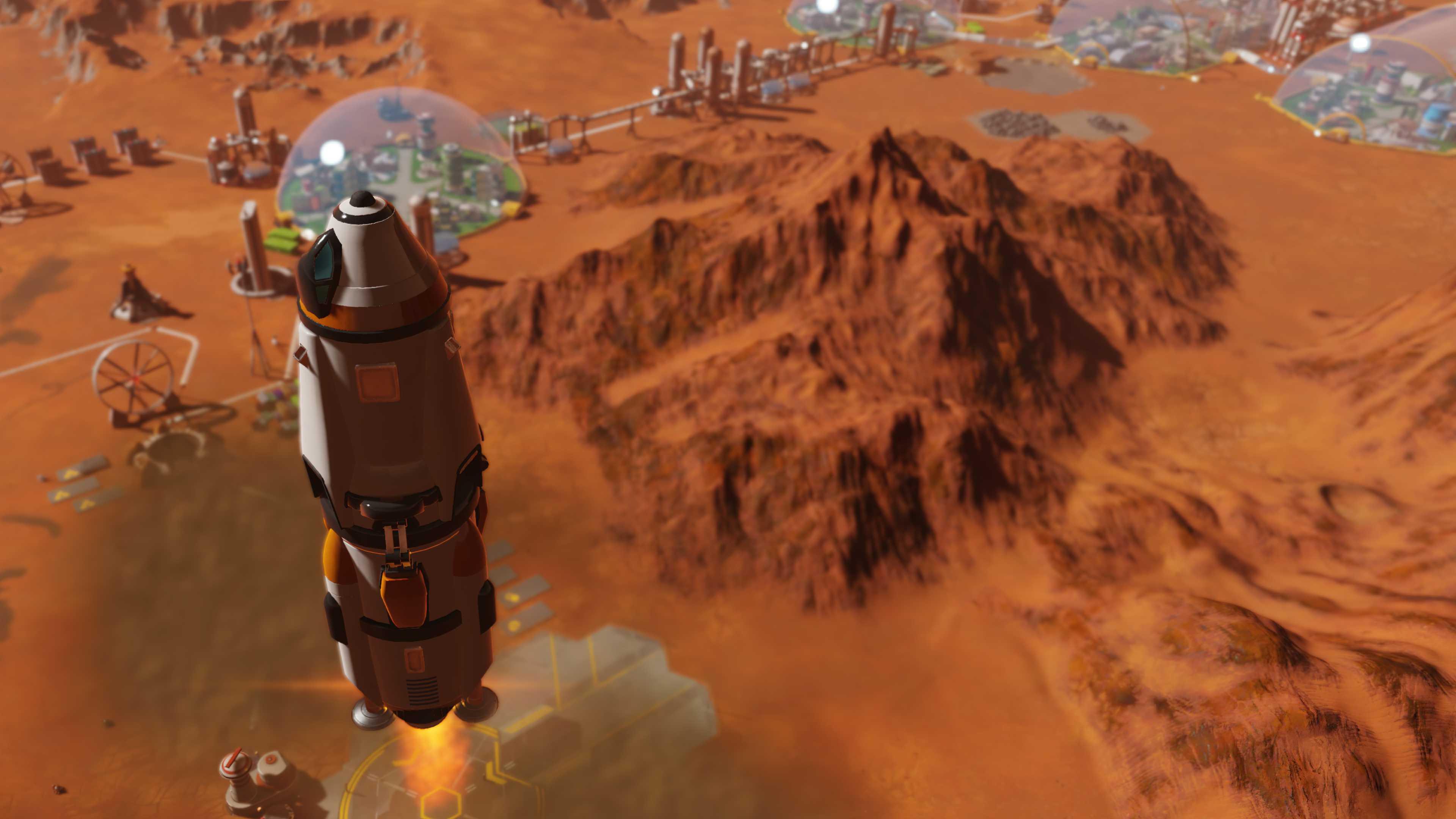 Surviving Mars: Below and Beyond