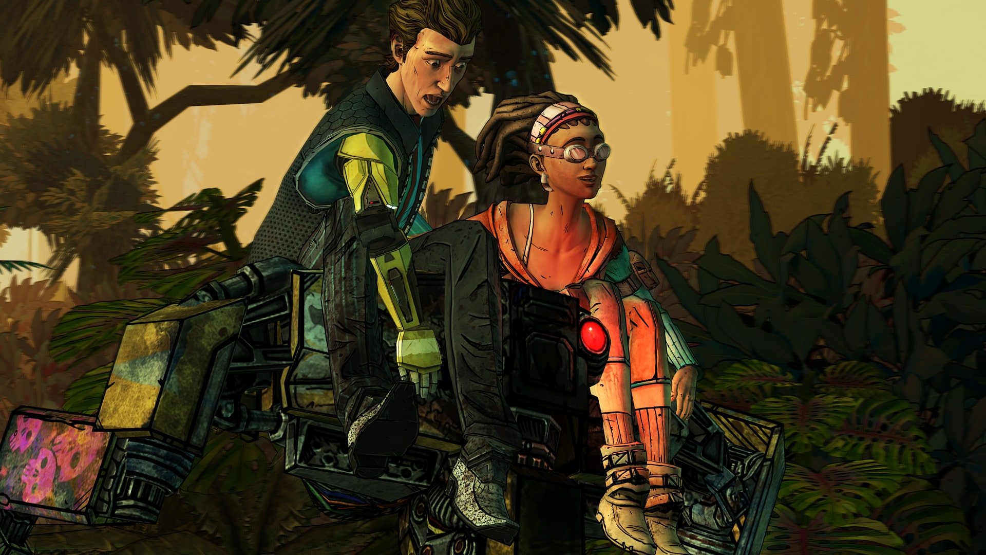 Tales from the Borderlands (Steam) | ROW (fbf65258-eab2-4cf3-bcd4-7be6f8489f0a)