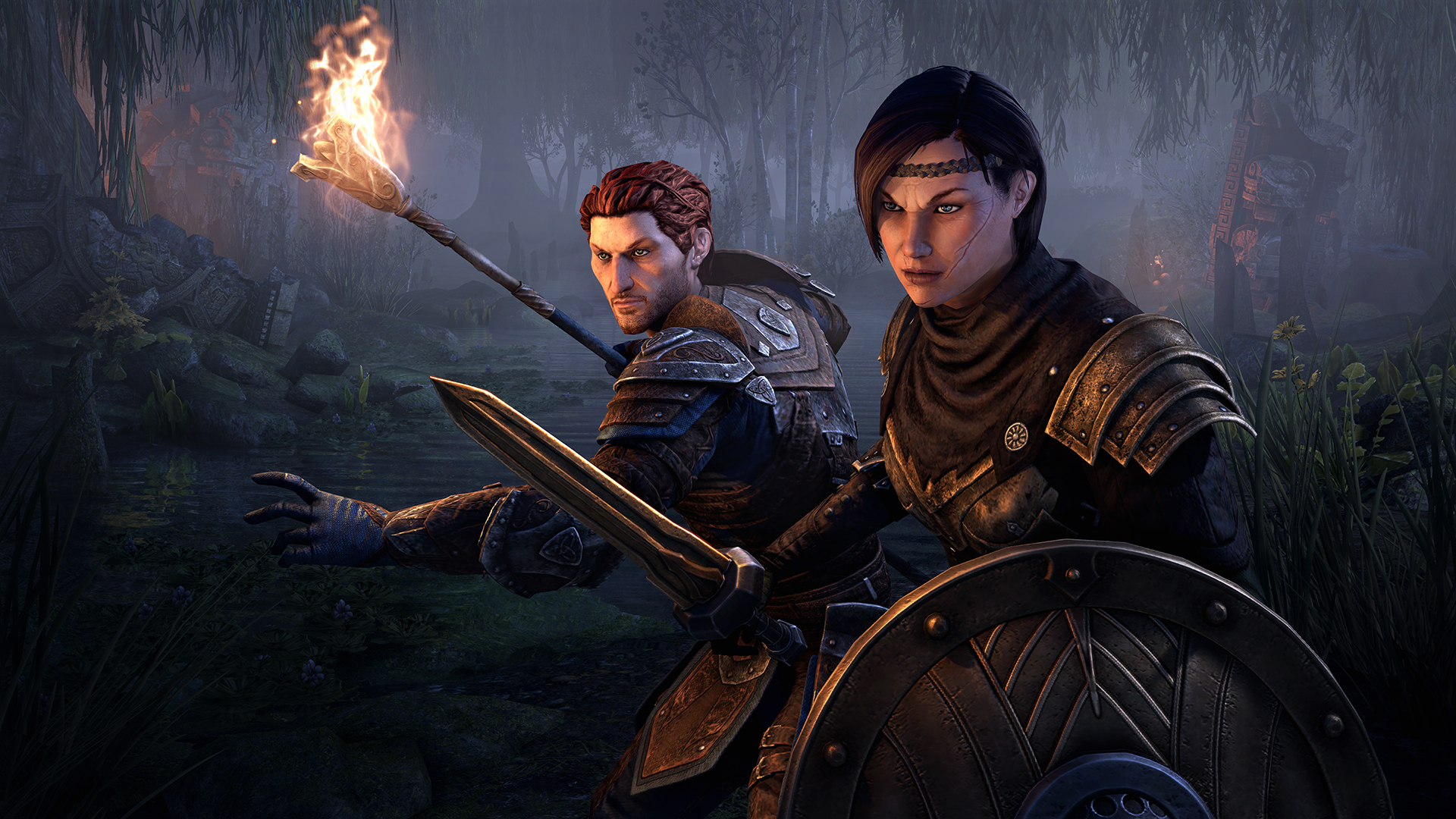The Elder Scrolls® Online Collection: Blackwood™ Collector's Edition