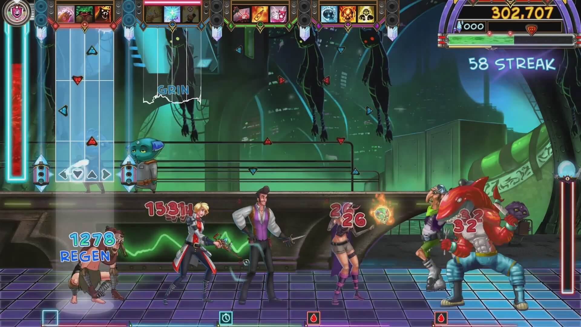 The Metronomicon - J-Punch Challenge Pack (ROW)