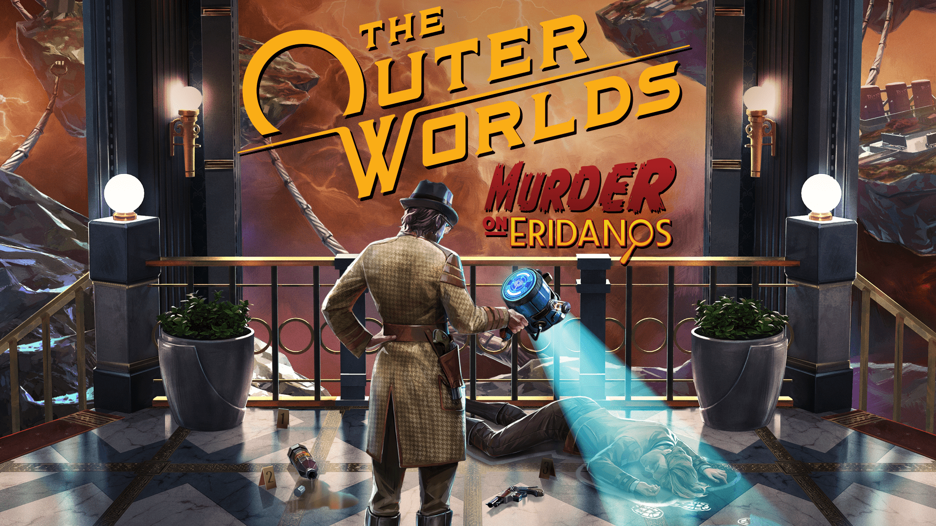 The Outer Worlds: Murder on Eridanos (Steam) | ROW (bf00ba61-6195-4510-9e4e-32c98f497aaa)