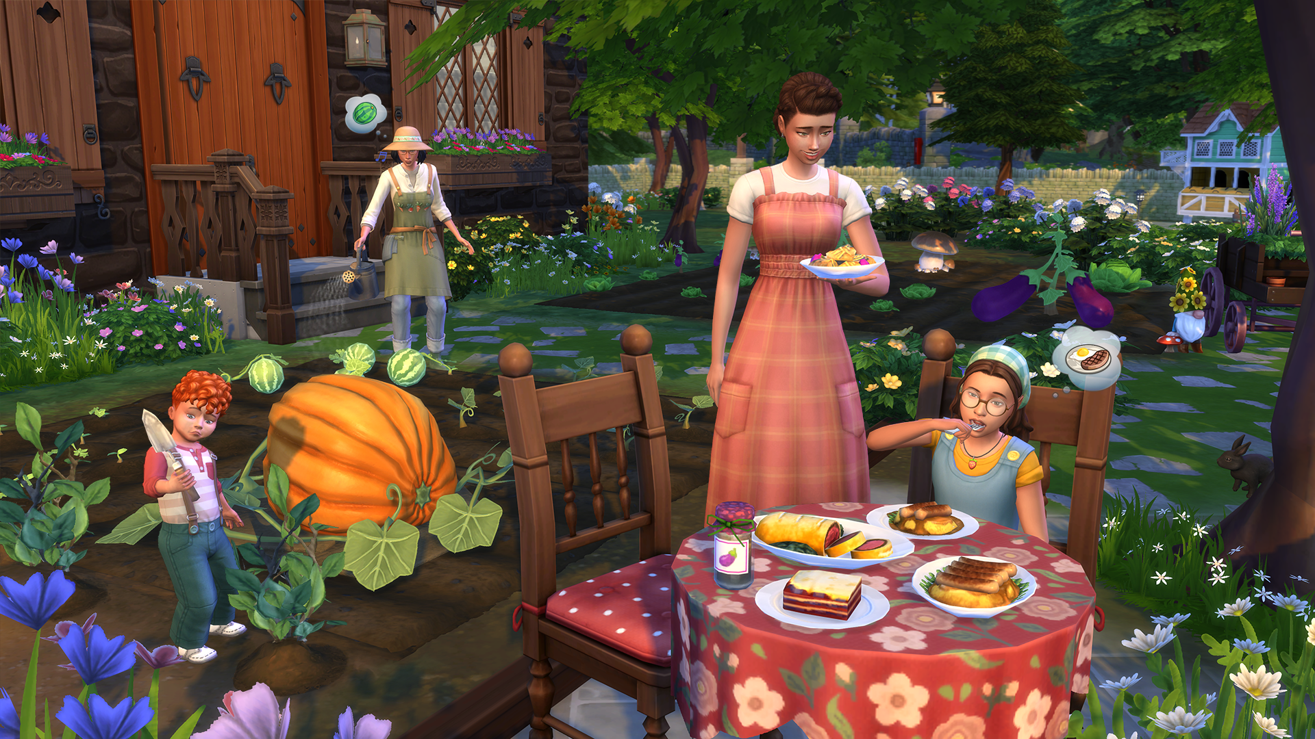 The Sims™ 4 Cottage Living Expansion Pack