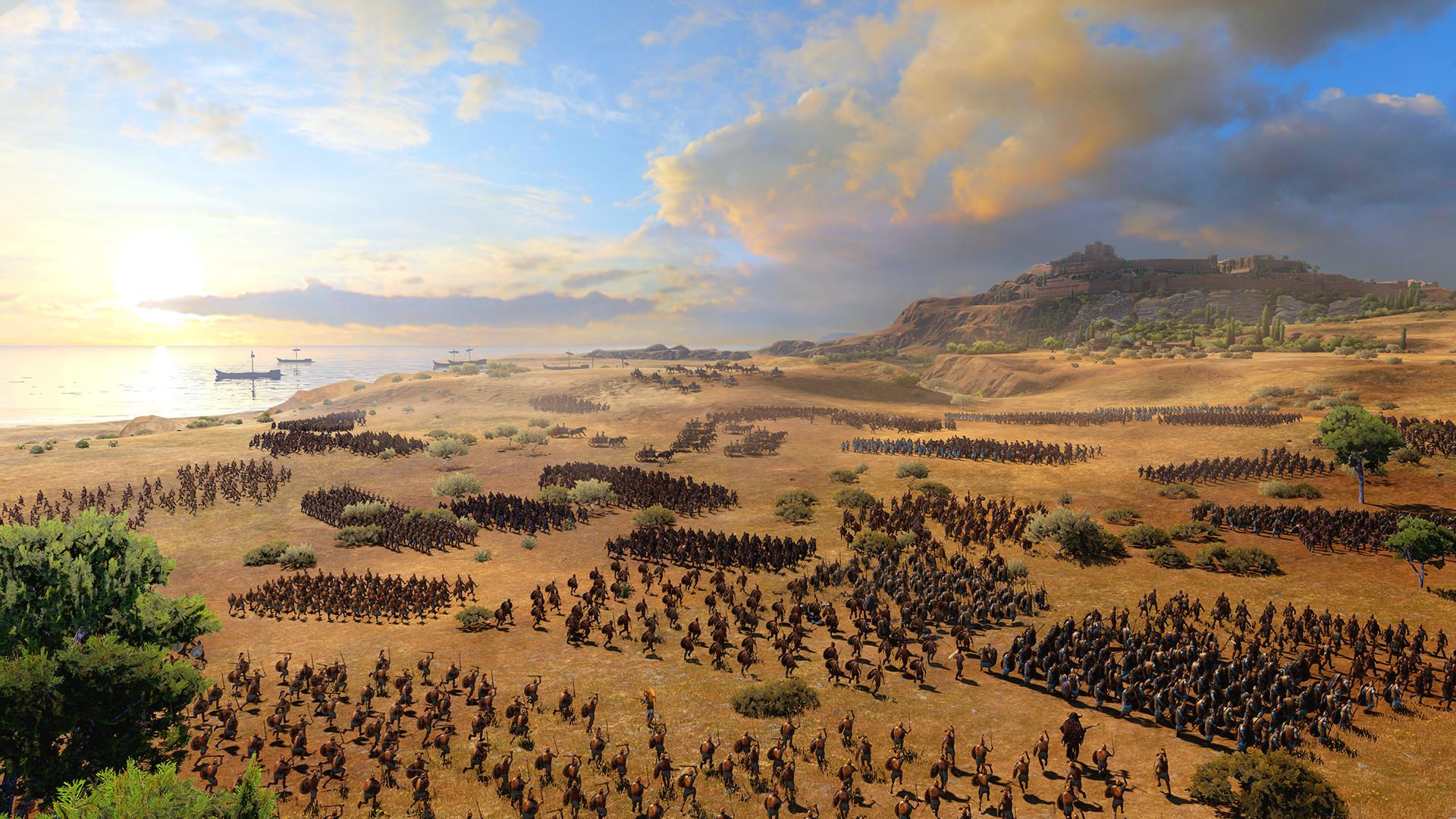 Total War Saga: TROY - Pre Order - Steam