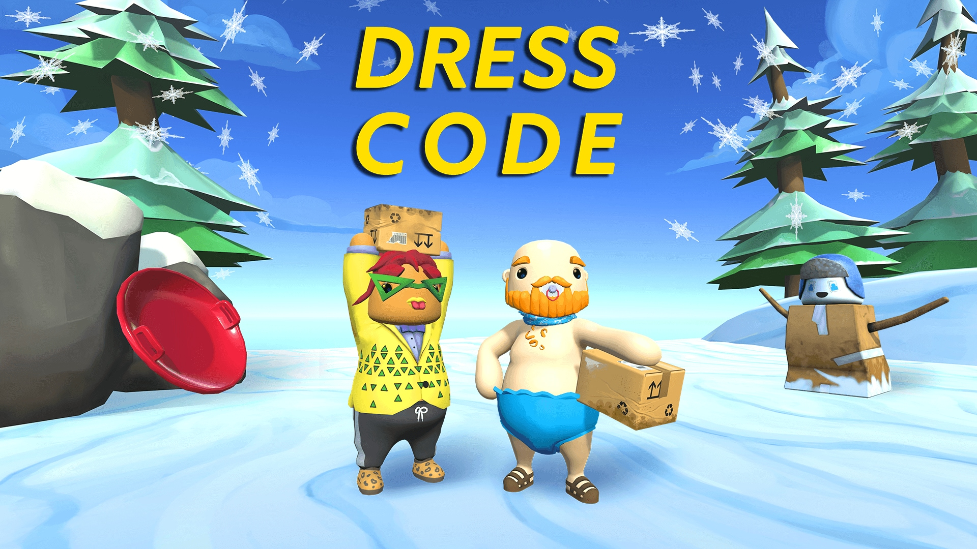 Totally Reliable Delivery Service - Dress Code | WW (e60c7349-f468-40cf-8526-f1e93de90a36)