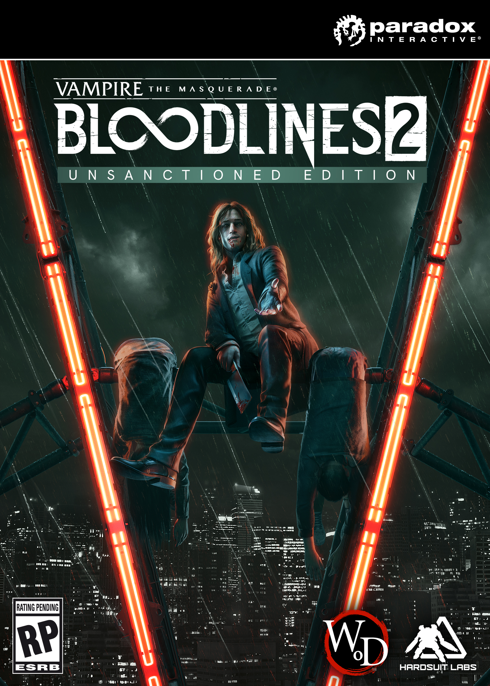 Vampire: The Masquerade® - Bloodlines™ 2: Unsanctioned Edition Pre-Order