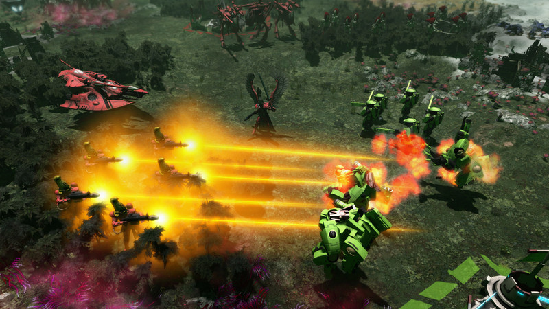 Warhammer 40k: Relics of War - Gladius Craftworld Aeldari DLC