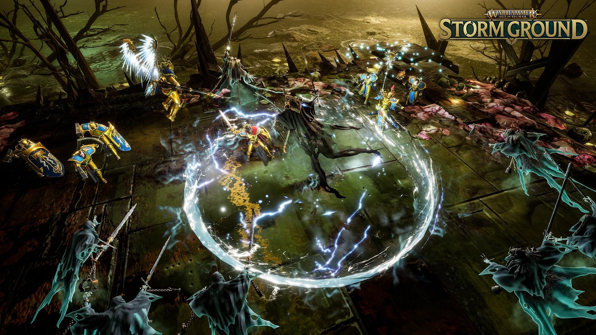 Warhammer Age of Sigmar: Storm Ground | WW (c86638bf-d44b-41c7-a02e-0e25ff33f17e)