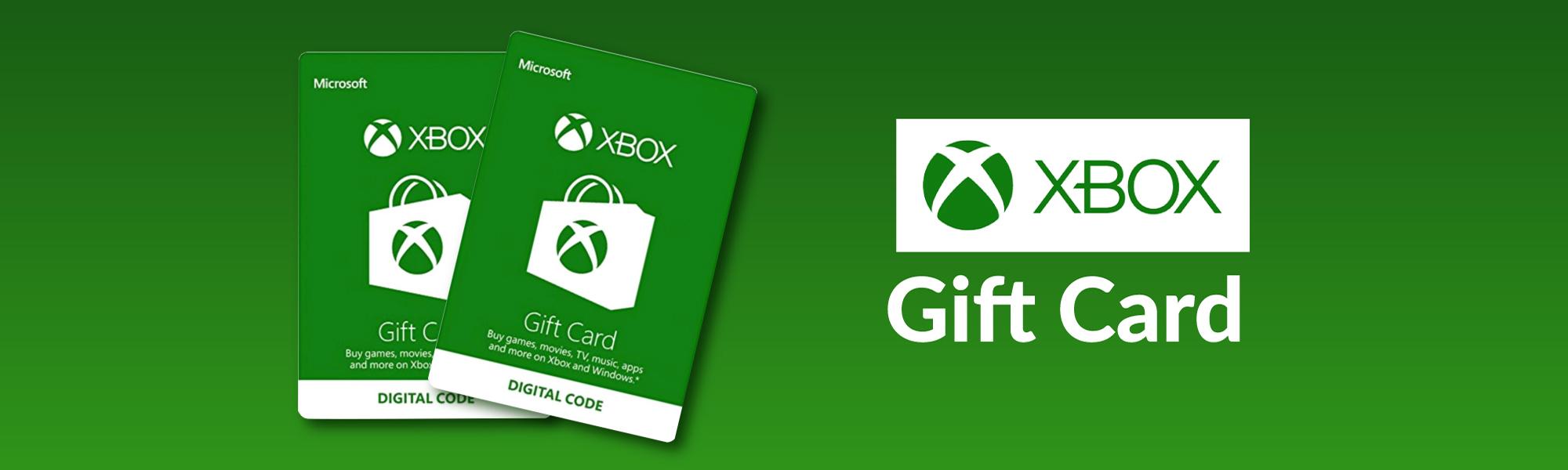 Xbox Gift Card 50 EUR