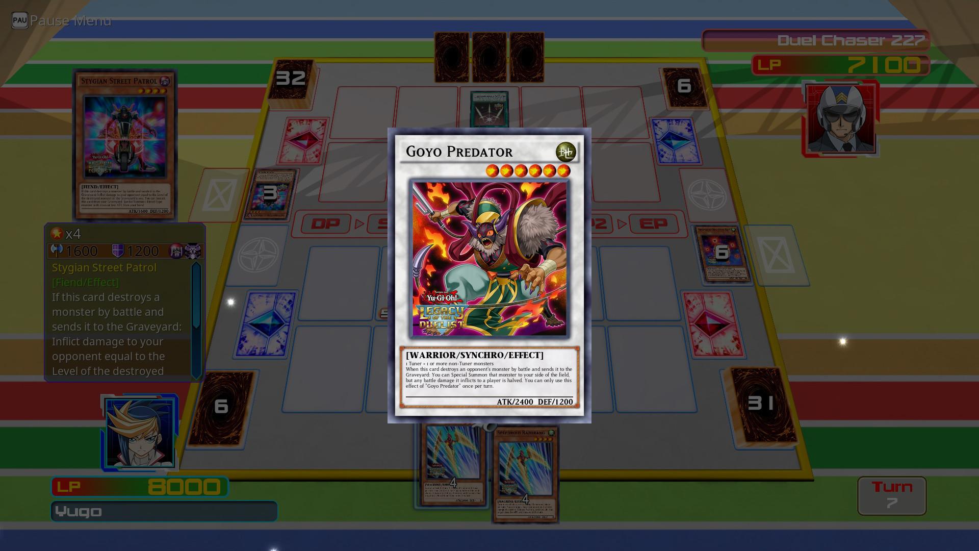 Yu-Gi-Oh! ARC-V: Yugo's Synchro Dimension (US) | NCSA (ebd62a6d-4bce-4a9f-8bbd-8579b7265a21)