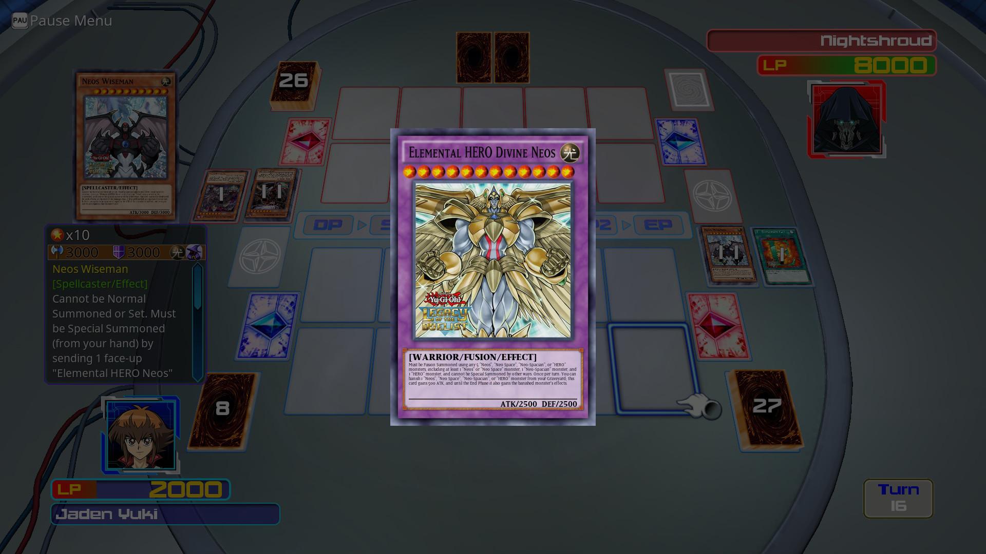 Yu-Gi-Oh! GX: Lost Duels