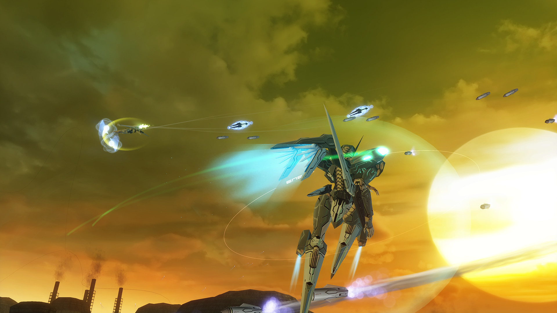 ZONE OF THE ENDERS The 2nd Runner: M∀RS