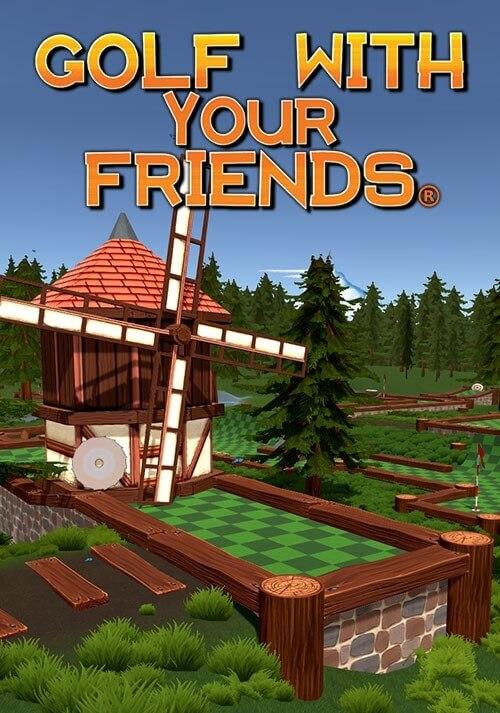 Afbeelding van Golf With Your Friends
