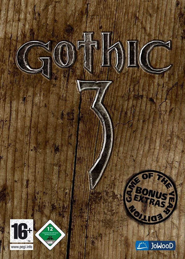 Gothic 3 - Game of the Year Edition (Steam)