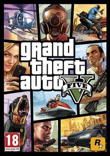 Bild von Grand Theft Auto V