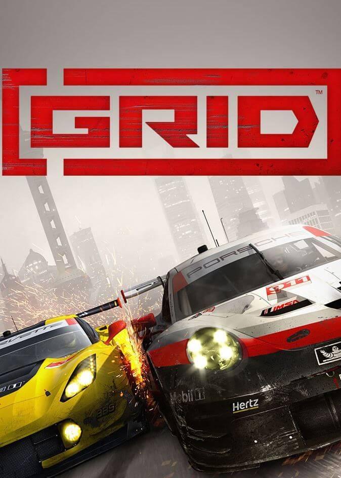 GRID - Pre Order
