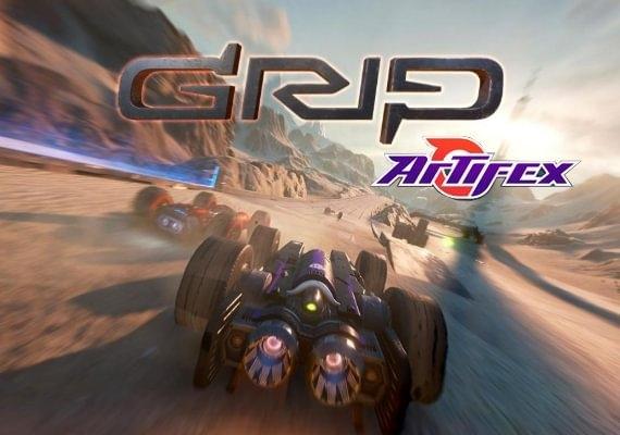 Afbeelding van GRIP: Combat Racing - Artifex Car Pack