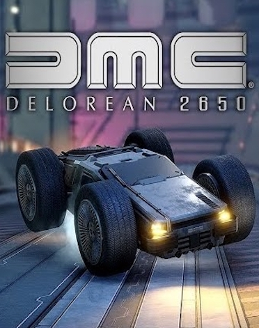 Imagem de GRIP: Combat Racing - DeLorean 2650
