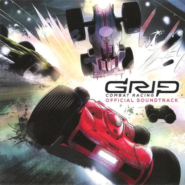 Afbeelding van GRIP: Combat Racing - Official Soundtrack