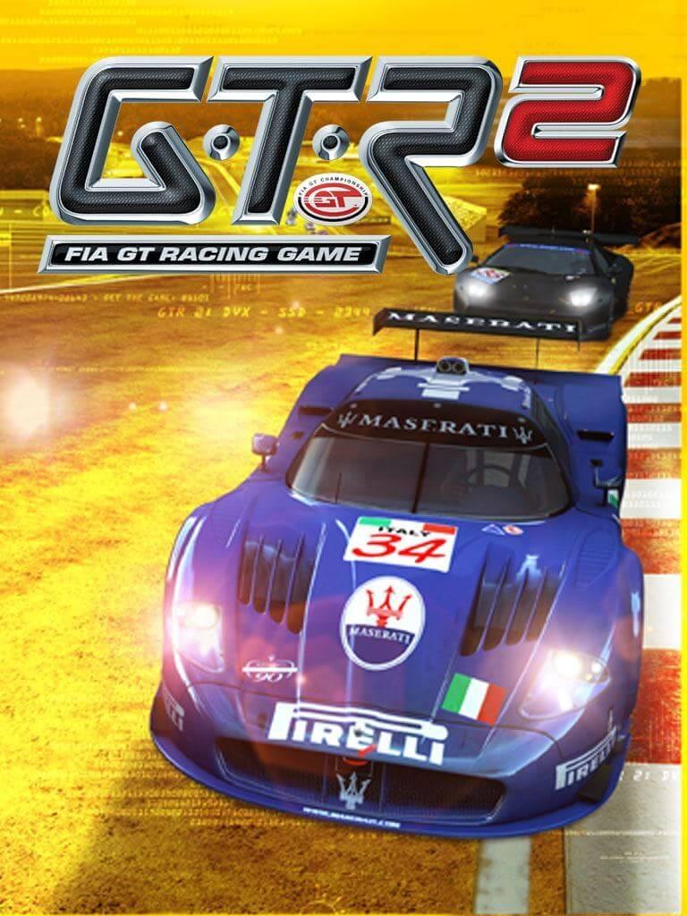 GTR2 - FIA GT Racing Game