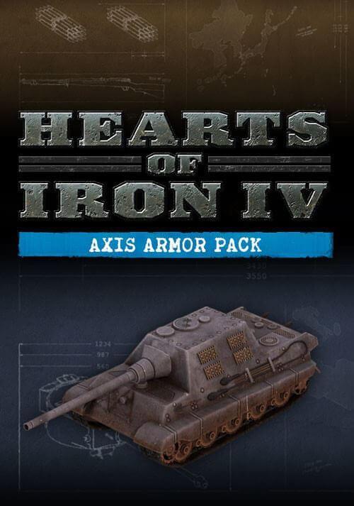 Imagem de Hearts of Iron IV: Axis Armor Pack