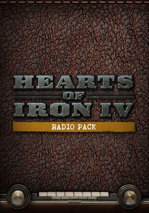Imagem de Hearts of Iron IV: Radio Pack