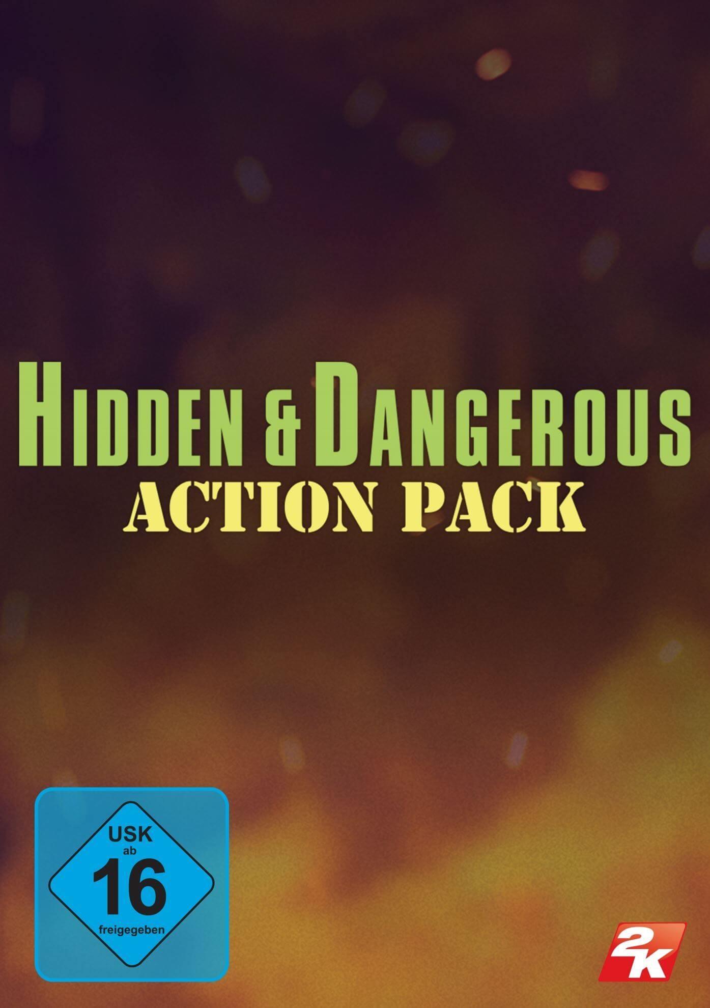 Hidden & Dangerous: Action Pack (ROW)