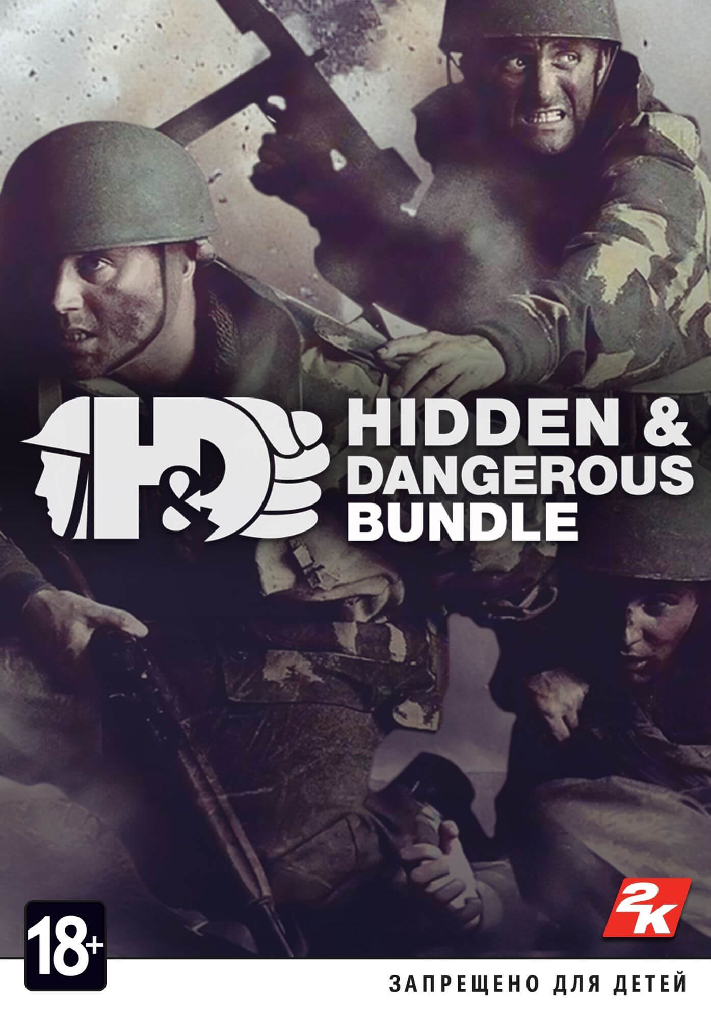 Hidden & Dangerous Bundle (ROW)