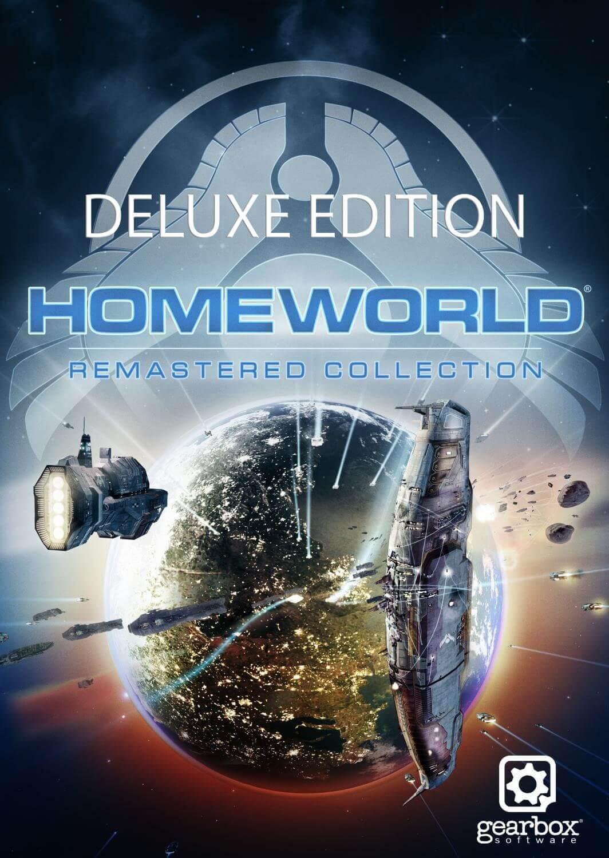 Imagen de Homeworld Remastered Collection Deluxe Edition