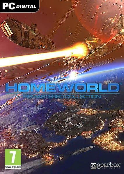 Bild von Homeworld Remastered Collection