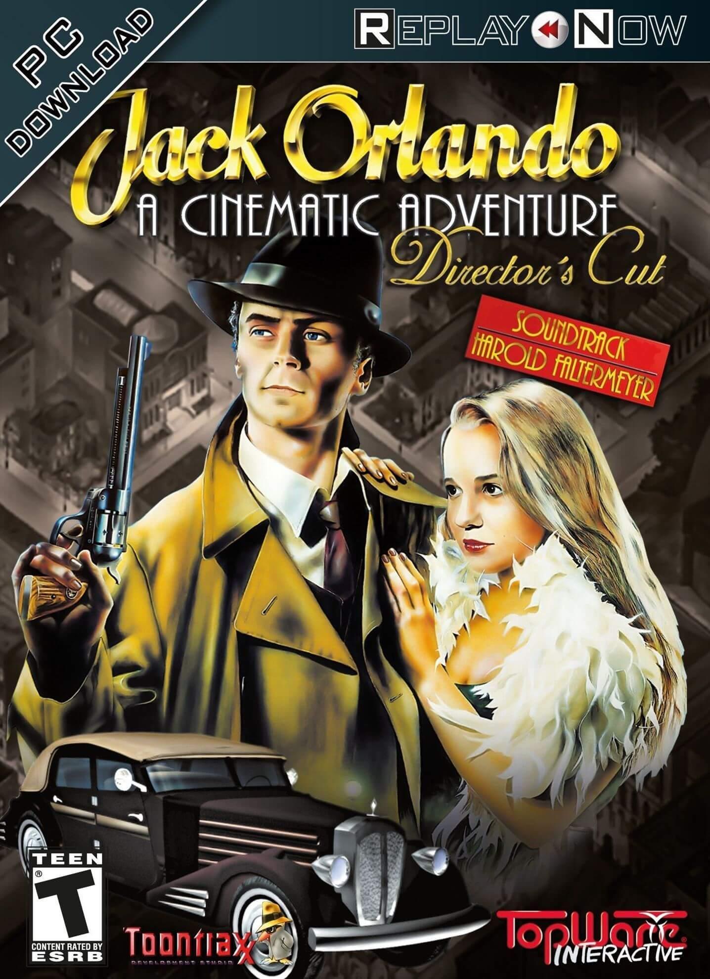 Jack Orlando - Director's Cut (WW)