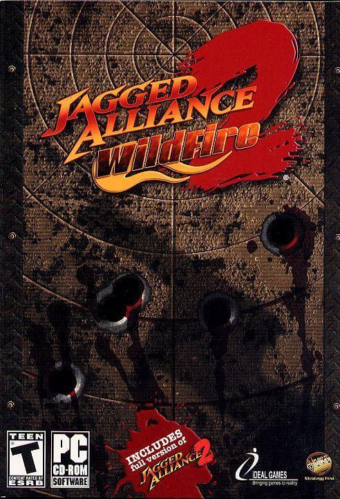 Jagged Alliance 2 : Wildfire. ürün görseli