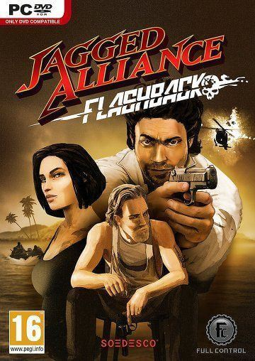 Afbeelding van Jagged Alliance Flashback