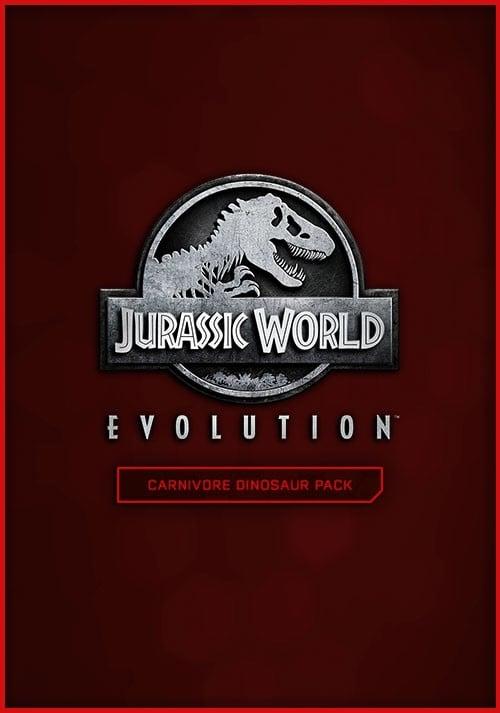 Picture of Jurassic World Evolution: Carnivore Dinosaur Pack
