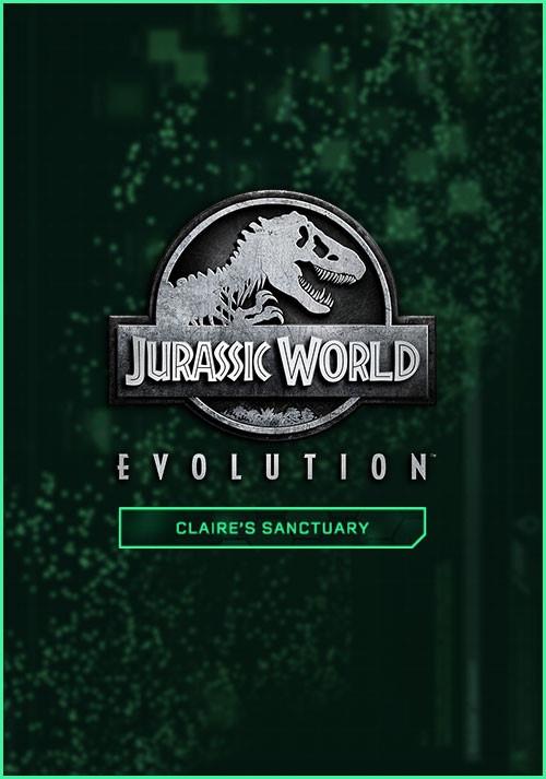 Afbeelding van Jurassic World Evolution: Claire's Sanctuary