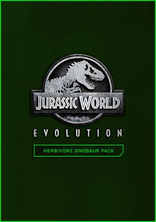 Afbeelding van Jurassic World Evolution: Herbivore Dinosaur Pack