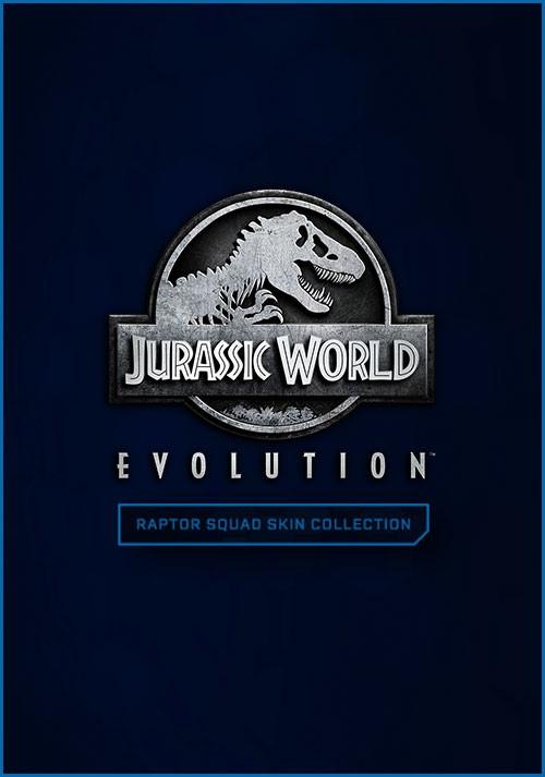 Afbeelding van Jurassic World Evolution: Raptor Squad Skin Collection