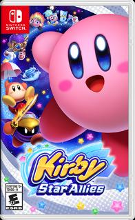 Bild von Kirby Star Allies